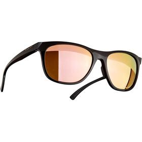 Oakley Leadline Sunglasses Women, oranje/zwart